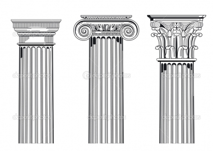 Special Stone Constructions Column