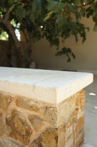 Special Stone Constructions Caps and Baseboards